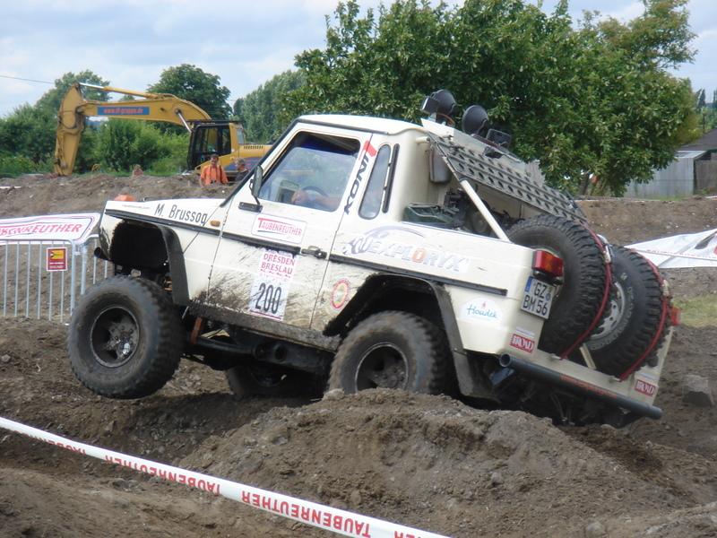 Rallye Dresden – Breslau 2008 | Team Exploryx
