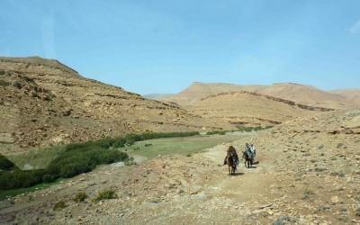 Andalusien Marokko Reise mit Daily 4x4