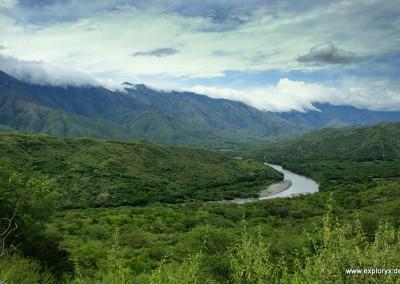 Exploryx in Kolumbien
