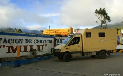 Ecuador II - Mindo-Ingapirca-Cuenca