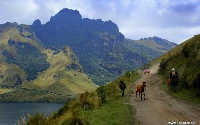 Ecuador II - Otavalo-Quito-Mindo