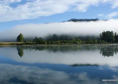 Ensenada-Valdivia-los lagos y volcanos