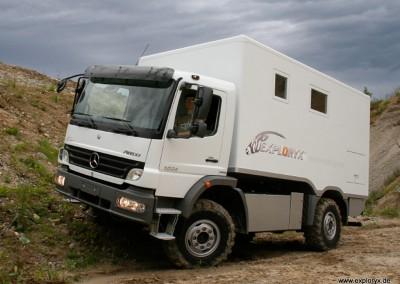 Exploryx Nyala Atego Benz
