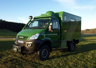 Expeditionsfahrzeuge Iveco Daily Impala Daily IV
