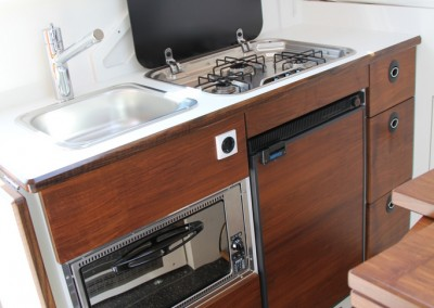 Expeditionsmobil Impala Daily II_hochwertiger Innenausbau