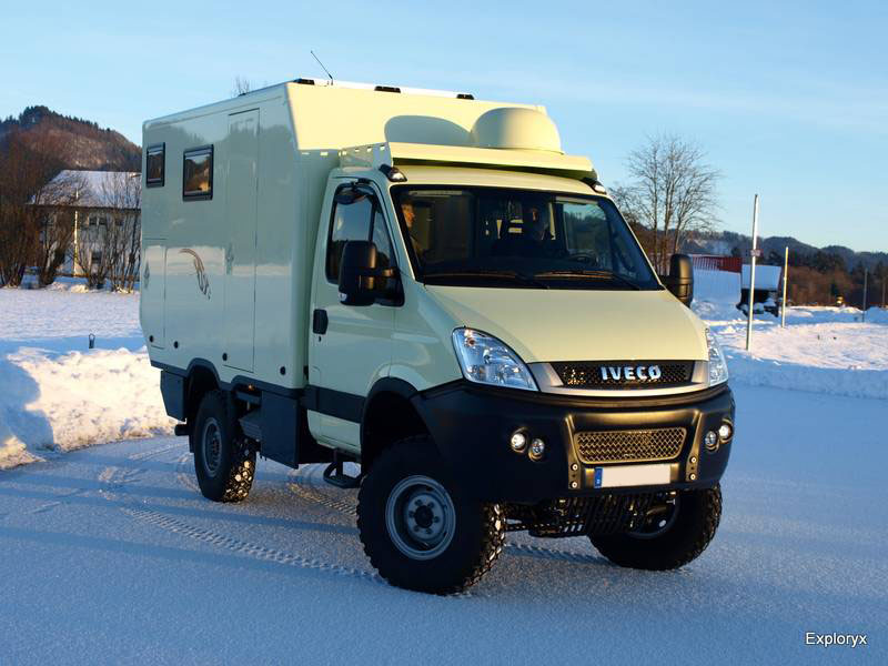 iveco daily 4x4 expeditionsmobil mit perman allradantrieb. Black Bedroom Furniture Sets. Home Design Ideas