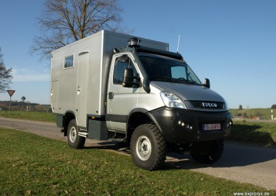 Iveco Daily Expeditionsmobil