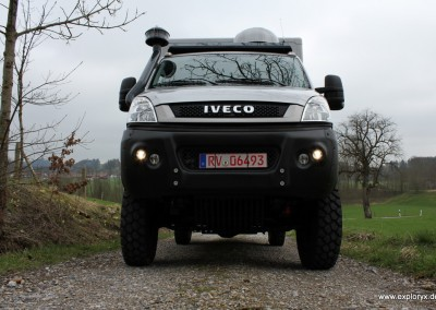 Iveco Daily Expeditionsfahrzeug Impala Daily VI