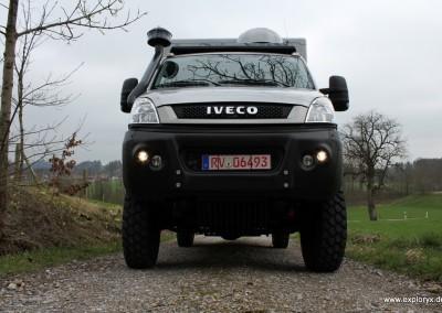 Iveco Daily Expeditionsfahrzeug Impala Daily VI