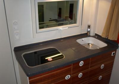 Küchenzeile Exploryx Nyala