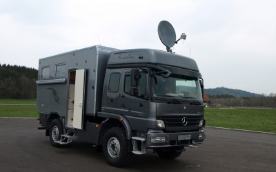 MB Atego Expeditionsmobil