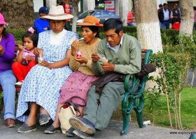 PERU Arica-Arequipa