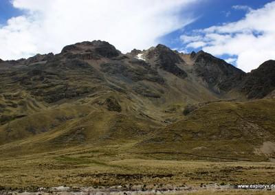 PERU - Cuzco to Puno
