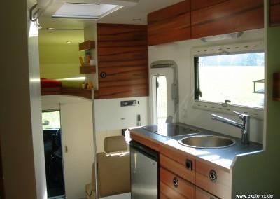 Exklusiver Innenausbau im Wohnmobil (3)