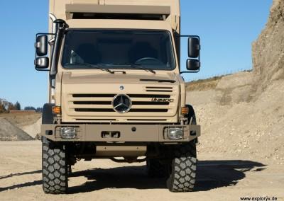 Mercedes Benz U4000