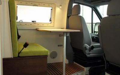 VW Crafter Innenausbau