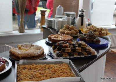 Exploryx Hausmesse 2012 mit tollen Vorträgen