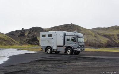 Exploryx Nyala in Island