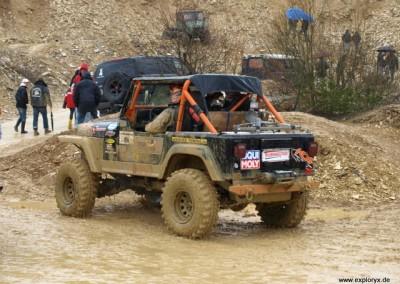 Steinbeisser Trophy 2009 mit Exploryx Nyala