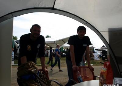 Abenteuer Allrad Messe 2012 Bad Kissingen