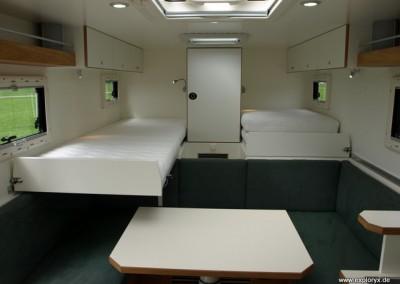 Innenausbau Wohnmobil Exploryx