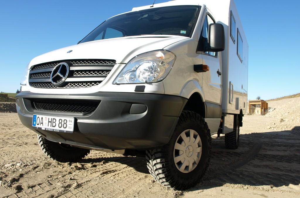 Artikel über Exploryx Expeditionsfahrzeuge auf automativ.de