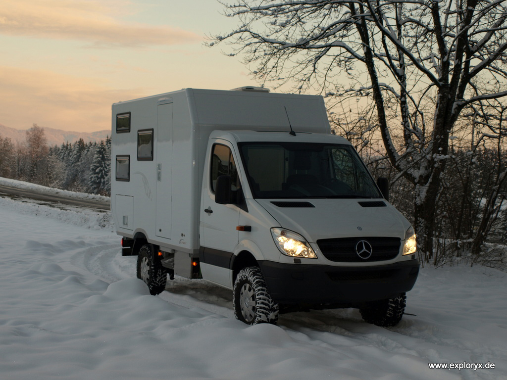 Mercedes Sprinter News