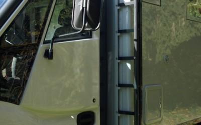 Expeditionsfahrzeug Impala T-Rex auf Bremach-Basis
