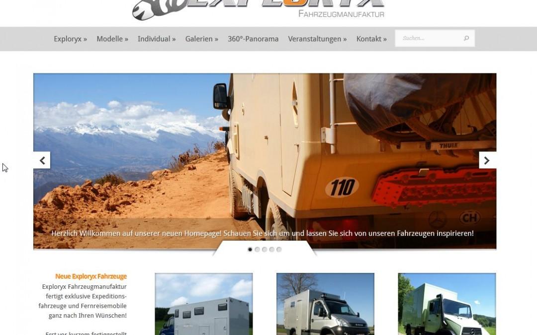 Unsere neue Homepage ist online