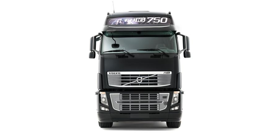 Mammut-Projekt: Volvo FH16