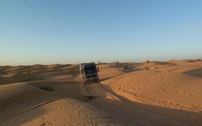 Mercedes Benz Atego Expeditionsfahrzeug in Tunesien (14)