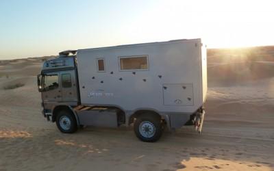 Mercedes Benz Atego Expeditionsfahrzeug in Tunesien (15)