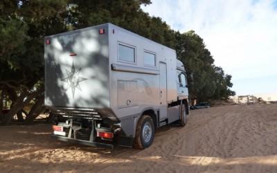 Mercedes Benz Atego Expeditionsfahrzeug in Tunesien (5)
