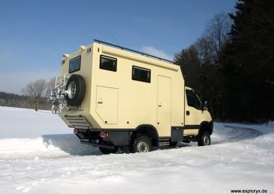 Expeditionsmobil Exploryx Impala Daily VII