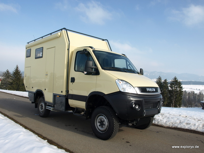 Neues Fahrzeug: Impala Daily VII