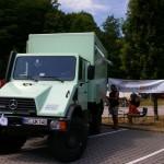Weltenbummlertreffen mit Unimog in Gaggenau