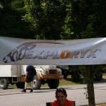 Exploryx beim Weltenbummlertreffen in Gaggenau