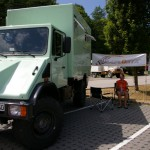 Unimog von Exploryx in Gaggenau