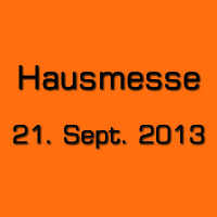 Hausmesse am 21. September 2013 in Isny