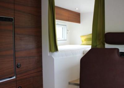 Innenraumgestaltung Individual im Wohnmobil