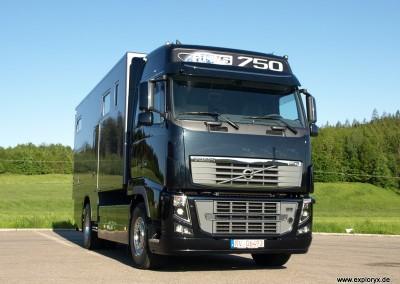 Volvo LKW als Wohn- Reise- und Expeditionsmobil