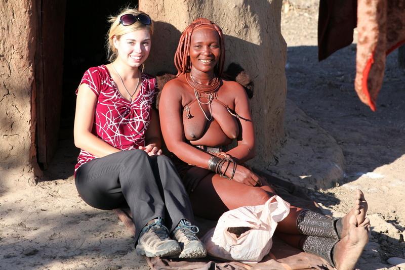 Mit dem Reisemobil die Welt der Himbas erleben