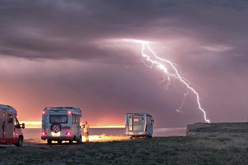 Patagonien lässt sich am einfachsten mit dem eigenen Reisemobil erleben