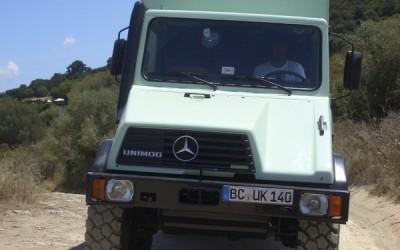 Mercedes Benz Unimog Expeditionsmobil