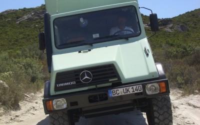Wendiges Expeditionsmobil von Exploryx