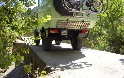 Fahrspaß in Korsika
