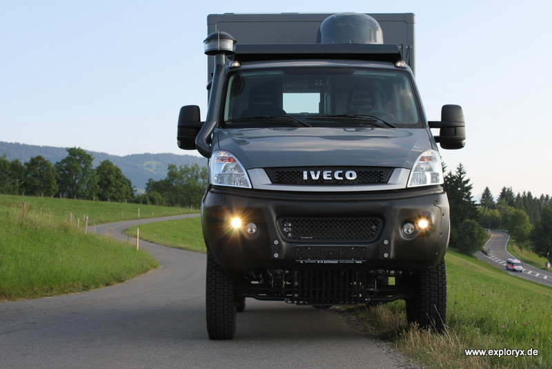 bilder iveco daily reisefahrzeug 4x4. Black Bedroom Furniture Sets. Home Design Ideas