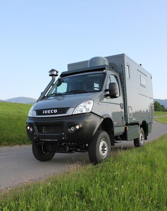 Neues Fahrzeug: Exploryx Impala Daily VIII