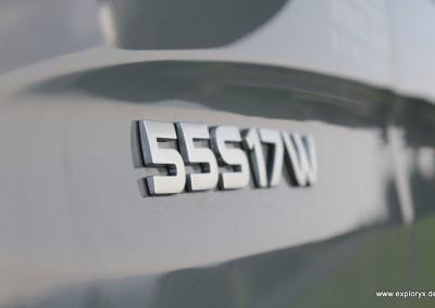Der Iveco Daily 55S17W eignet sich hervorragend als Wohnmobil