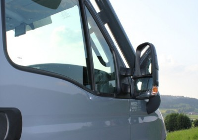 Iveco Daily mit Zyklonfilter